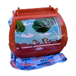 Disney Popcorn Bucket - Disney Skyliner Gondola - Mickey & Friends