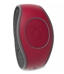 Disney Magic Band 2 - Disney Parks - Dark Red