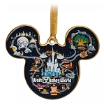 Disney Disc Ornament - Mickey Mouse Icon - Park Life