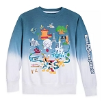 Disney Pullover Sweatshirt for Kids - Mickey and Friends Park Life