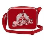 Disney Crossbody Bag - Walt Disney World Retro Airline