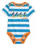 Disney Bodysuit for Baby - Fantastic 5 - Mickey Mouse