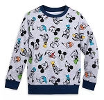 Disney Long Sleeve Pullover for Boys - Fantastic 5 - Mickey & Friends
