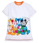 Disney T-Shirt for Boys - Fantastic 5 - Mickey Mouse Multicolor