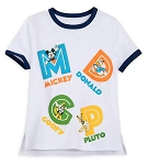 Disney T-Shirt for Toddlers - Fantastic 5 - Mickey & Friends