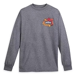 Disney Shirt for Adults - Animal Kingdom - Wild About Adventure - Gray