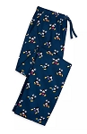 Disney Lounge Pants for Men - Fantastic 5 - Mickey Mouse - Blue