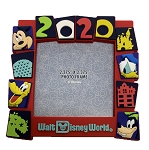 Disney Photo Frame Magnet - 2020 Mickey and Friends