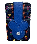 Disney Credit Card Holder - Mickey Mouse Balloons - 5 Slots
