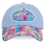 Disney Hat - Baseball Cap - It's a Small World - Boat Tours