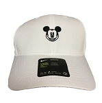 Disney Hat - Baseball Cap - Nike - Mickey Mouse Face - White