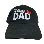 Disney Hat - Baseball Cap - Disney Dad - Mickey Mouse