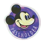Disney Car Magnet - Mickey Mouse - Festival of the Arts - Passholder