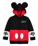 Disney Zip Hoodie for Toddler - Mickey Mouse Costume with Ears