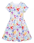 Disney Dress for Girls - Ink & Paint - Mickey Mouse Icons