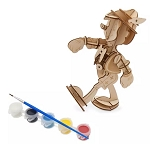 Disney Model and Paint Set - Ink & Paint - Pinocchio 3D - Wood