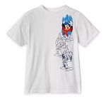 Disney Child Shirt - Ink & Paint - Sorcerer Mickey