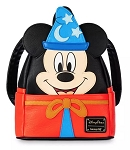 Disney Loungefly Backpack - Ink & Paint - Sorcerer Mickey