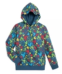 Disney Pullover Hoodie for Boys - Ink & Paint - Mickey Mouse Icons