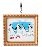 Disney Canvas Ornament - Penguin Waiters - Framed