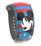 Disney Magic Band 2 - Mickey Mouse Striped - Disney Parks