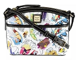 Disney Dooney & Bourke Bag - Disney Ink & Paint - Crossbody