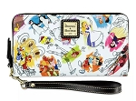 Disney Dooney & Bourke Wallet - Disney Ink & Paint