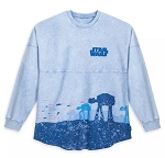 Disney Spirit Jersey for Adults - Star Wars Hoth - AT-ATs
