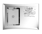 Disney Arribas Photo Frame - Mickey and Minnie Mouse Hearts