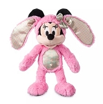 Disney Easter Plush - 2020 Minnie Mouse Bunny