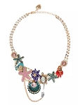 Disney Betsey Johnson Necklace - The Little Mermaid Collar
