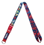 Disney Pin Lanyard - 2020 Mickey and Friends - Walt Disney World
