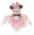 Disney Plush Blankie for Baby - Minnie Mouse