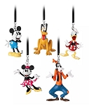 Disney Ornament Set - Mickey Mouse and Friends Figural