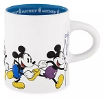 Disney Coffee Mug - Mickey Mouse Multiple Mickeys