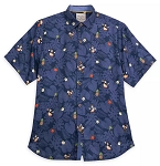Disney Tommy Bahama Shirt for Men - Mickey and Minnie Vacation