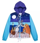 Disney Windbreaker for Women - Lady and the Tramp