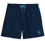 Disney Swim Trunks for Men - Mickey Mouse - Navy