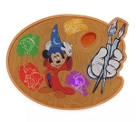 Disney Magnet -Disney Ink & Paint - Light Up