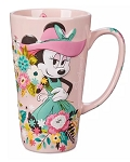 Disney Latte Mug - Minnie Mouse - 2020 Flower & Garden Festival - Tall