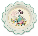 Disney Trinket Dish - Minnie Mouse - 2020 Epcot Flower & Garden