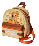 Disney Backpack Bag - Orange Bird - 2020 Flower & Garden Festival