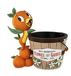 Disney Planter Pot - Orange Bird - Flower & Garden Festival 2020