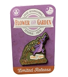 Disney Flower and Garden Pin - 2020 Figment - Passholder
