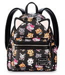 Disney Loungefly Backpack - Disney Cats - Mini
