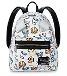 Disney Loungefly Backpack - Disney Dogs - Mini