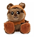 Disney Plush - Big Feet Wicket the Ewok - 10