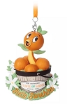 Disney Figural Ornament - Orange Bird - 2020 Flower & Garden