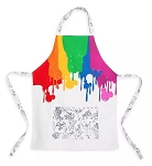 Disney Apron - Disney Ink & Paint - Youth
