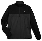 Disney Nike Windbreaker for Men - Mickey Mouse Pullover - Black